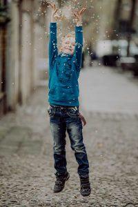 Kinderfotografie im Freien Kathy Hennig Golden Eyes